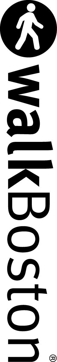 walkBoston logo R vert