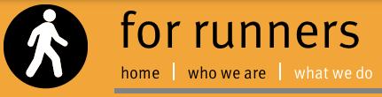 WalkBoston - for runners