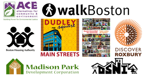 Dudley Walk Co-Sponsors